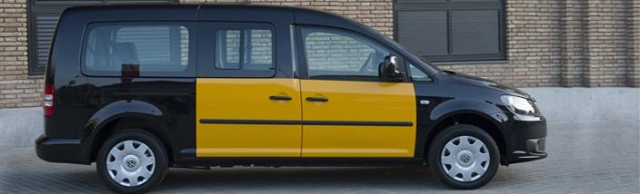 taxi en stock y taxi para movilidad reducida ltimas noticias de volkswagen bcn s a. Black Bedroom Furniture Sets. Home Design Ideas