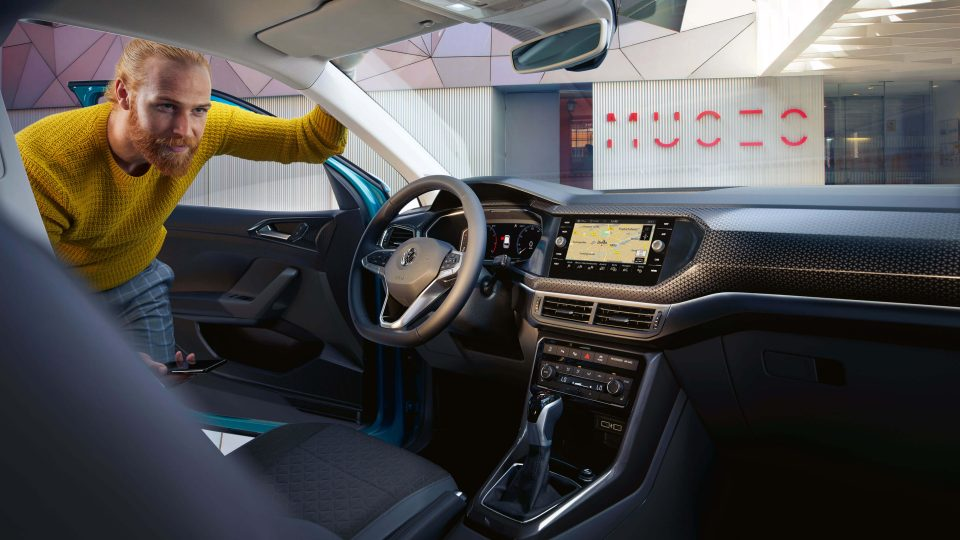 Interior T-Cross Sevilla