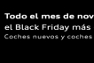 Black Friday Volkswagen Barcelona