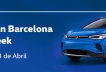 Electric Week en Volkswagen Barcelona.